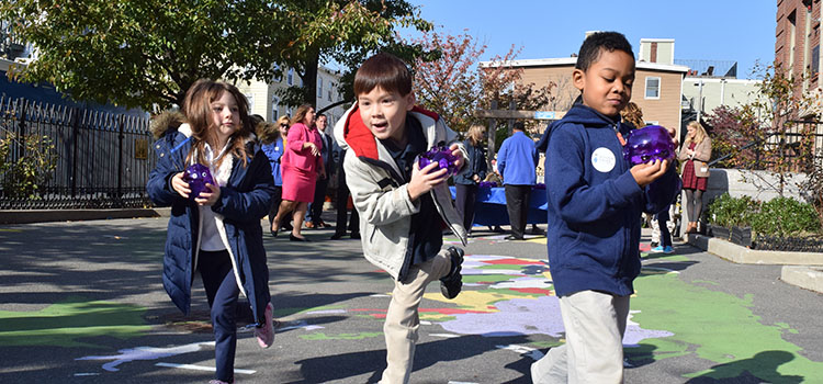 "New Children's Savings Account Program, ""Boston Saves,"" Introduced to Pilot Schools"